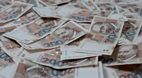 Prosječna zagrebačka neto plaća za svibanj 7.546 kuna, tisuću kuna veća nego u ostatku zemlje