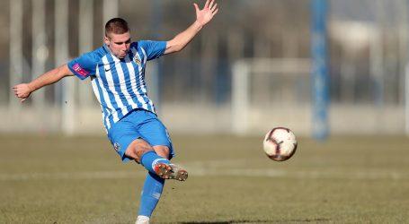Bojan Knežević nakon mjesec dana s posudbe u Lokomotivi vraćen u Dinamo