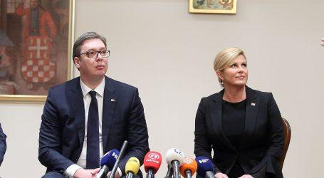"""VUČIĆ """"Srbija će pomoći svom narodu u Hrvatskoj"""""""