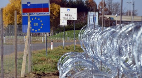 Slovenska antiimigrantska paravojna skupina okuplja se na granici s Hrvatskom