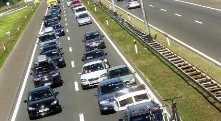 Pojačan promet na gradskim prometnicama i obilaznicama