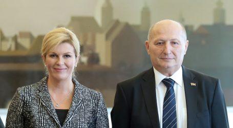 """ŠEPAROVIĆ """"Predsjednica nema ovlasti pozivati Ustavni sud…"""""""