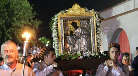 Blagdan je Velike Gospe ili Uznesenja Blažene Djevice Marije