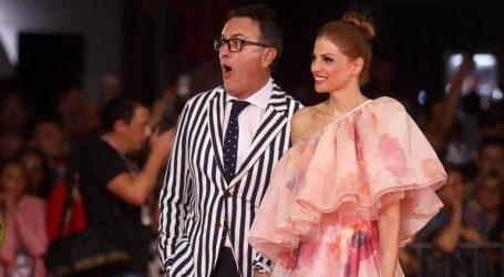 Lejla Filipović oduševila haljinom na otvaranju Sarajevo Film Festivala