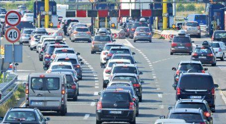 HAK upozorava na predmet na A1 između Šibenika i Skradina