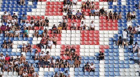 Marcus McGuane pred potpisom za Hajduk?