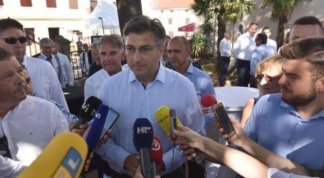 """PLENKOVIĆ: """"Nema govora o diskriminaciji prema Istri"""""""