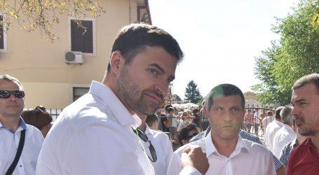 """BERNARDIĆ """"Vlada tolerira pozdrav Za dom spremni"""""""