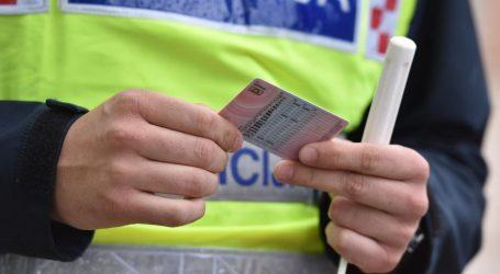 NOVI ZAKON: Vozač kažnjen s 24 tisuće kuna i dvije godine bez vozačke