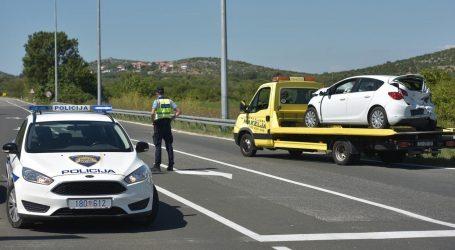 POGINULA JEDNA OSOBA: Trostruki sudar u Stankovcima izazvao 57-godišnji vozač Opela