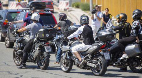 Ovog vikenda prosvjed više od četiri tisuće motociklista, zatvaraju naplatne postaje, granične prijelaze i trajektne luke
