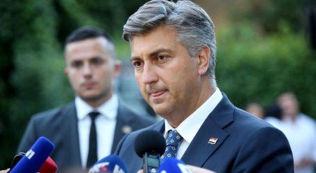 Plenković poručio Kujundžiću i Divjak da su članovi Vlade, a ne sindikata