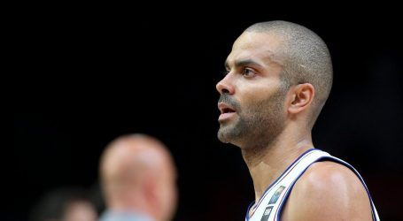 NBA: San Antonio Spursi povlače Parkerov dres s brojem 9