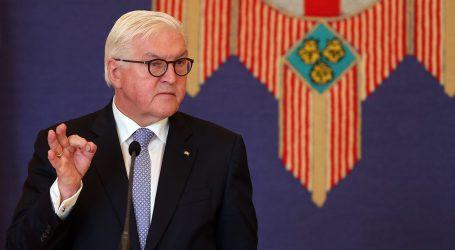 Steinmeier odletio u Poljsku zamjenskim avionom zbog novog tehničkog kvara na vladinom