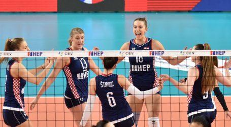 EP odbojkašica: Hrvatska – Estonija 3-1