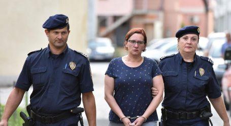 Potvrđena optužnica protiv Smiljane Srnec zbog ubojstva sestre