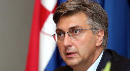 Premijer osudio napade u Kninu i zatražio hitno sankcioniranje počinitelja