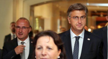 """Plenković osudio napad kod Knina: """"To su djela pojedinaca, ne klima u društvu koja potiče nasilje"""""""