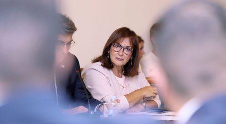 Odbor za europske poslove podržao kandidaturu Šuice za europsku povjerenicu