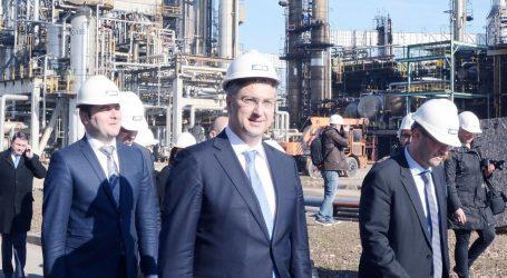 Hrvatske rafinerije stoje, a MOL prerađuje naftu u Mađarskoj