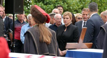 MUK S PANTOVČAKA: Predsjednica: Slučaj kod Knina komentirat ću kad dobijem policijsko izvješće