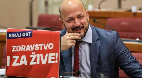 Zbog Marasovih izbornih slogana u Saboru SDP kažnjen s 86 tisuća kuna