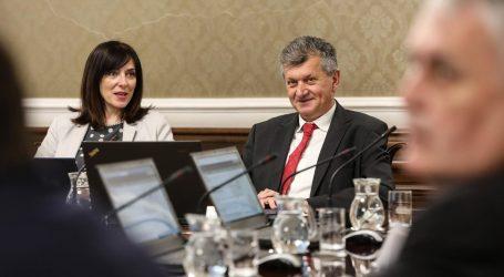 """Sindikati: """"Poruka premijera Kujundžiću i Divjak skandalozna"""""""