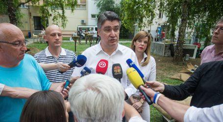 """MILANOVIĆ """"Hrvatska stenje pod jarmom HDZ-a, HDZ je kartel"""""""