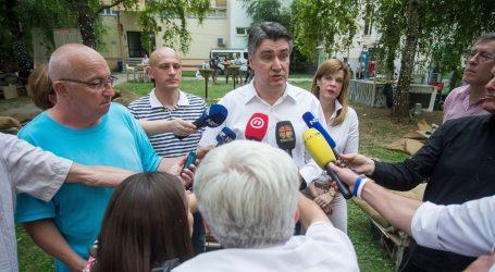 """MILANOVIĆ O KOLINDINOM 'ORUŽJU' """"U Sanaderovom kabinetu, u škuribandi na Zrinjevcu?"""""""