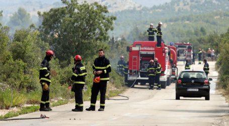 Zbog podmetanja dva požara na području Ploča uhićen 42-godišnjak
