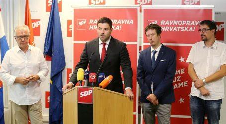 SDP predstavio plan za povećanje plaća u zdravstvu i obrazovanju