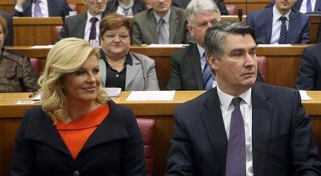 ANKETA Kolinda popravila rejting, Milanović ni gore ni dolje, Škoro i ostali u padu