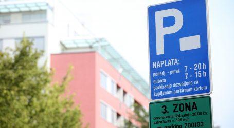 U Zagrebu se od rujna opet šire parking zone
