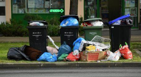 Zagreb je pun smeća, pročelnica najavljuje kazne za građane
