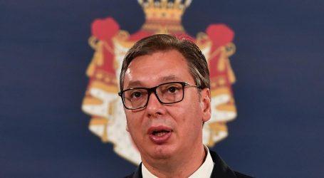 Vučić tvrdi da Srbija ima potporu SAD-a u rješavanju spora s Kosovom