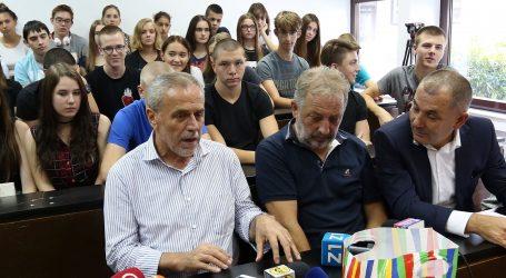 """SUMPOR """"Bandiću, obrisima ove farse nazire se tužno finale"""""""