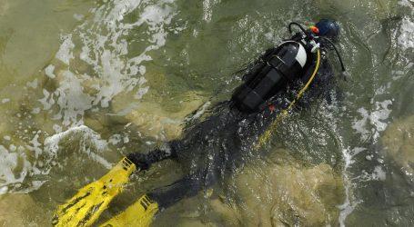 Pronađene osobne stvari utopljenika kod Skradinskog buka