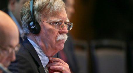 Bolton će od Velike Britanije tražiti oštriji stav prema Iranu i Kini