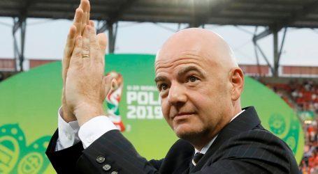 Kako je šef FIFA-e Gianni Infantino zataškao novi veliki skandal svjetskog nogometa