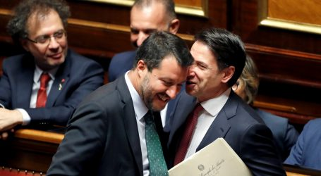 Mattarella prihvatio Conteovu ostavku, pokreće konzultacije