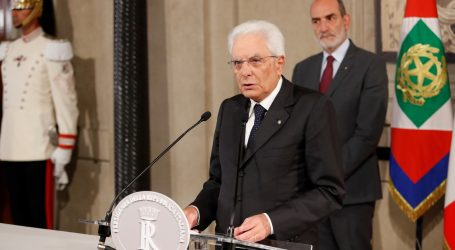 ITALIJA Utorak novi rok za formiranje vlade