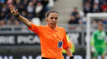 ŽENA ZA POVIJEST: Stéphanie Frappart sudi utakmicu Superkupa između Liverpoola i Chelsea
