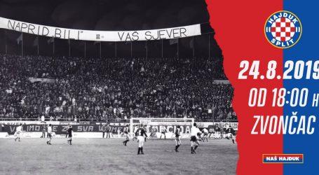 Veliko druženje navijača Hajduka u subotu