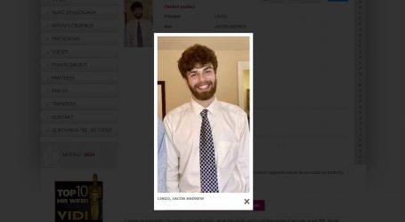 U Baškoj Vodi nestao mladi Amerikanac. Jeste li ga vidjeli?