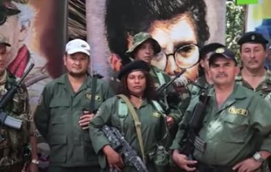 KOLUMBIJA FARC-ovi radikali najavili nastavak oružane borbe