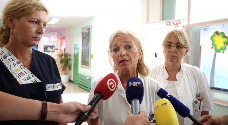 """KONFERENCIJA U KBC SPLIT: """"Djeca i dalje životno ugrožena, uzrok trovanja vjerojatno ugljični monoksid"""""""