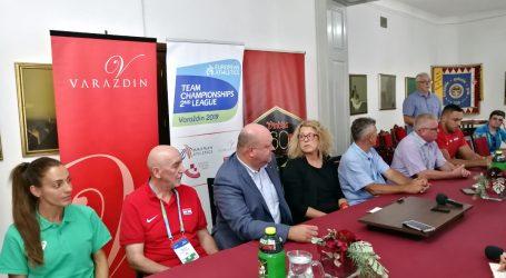 Dva dana vrhunske atletike u Varaždinu – počinje Ekipno prvenstvo Europe