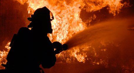Osmero mrtvih u požaru u hotelu u Ukrajini