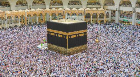Više od dva milijuna muslimana počinje godišnji hadž u Meku
