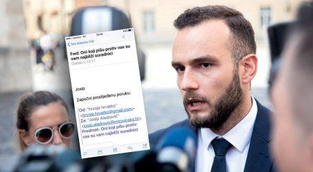 Nalog da istraži tko je prijavio Aladrovića Varga dobio od Curića, a PNUSKOK ima snimljen razgovor o mirovini